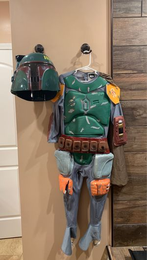 Star Wars Boba Fett/ Mandalorian child small costume for Sale in Arcadia, CA
