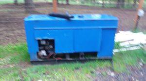 Miller trail blazer G55 welder generator for Sale in Eagle Creek, OR
