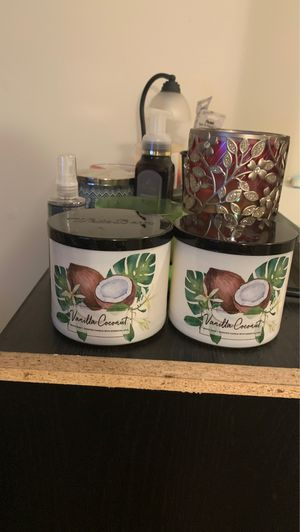 Bath and body work candles for Sale in Decatur, GA