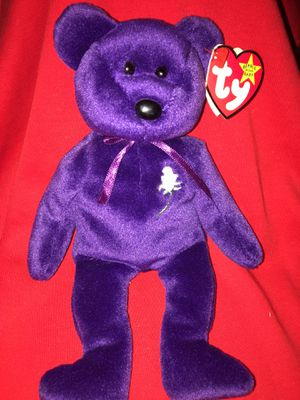 Princess TY Beanie Baby for Sale in Plymouth Meeting, PA