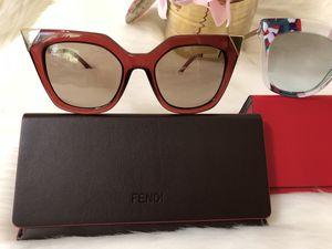 FENDI sunglasses- Brand New, Authentic, full box for Sale in Annandale, VA