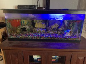 Tank and contents for Sale in Tacoma, WA