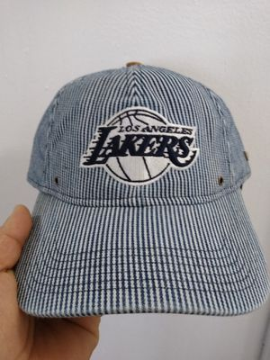 LAKERS NEW ERA STRAPBACK HAT BRAND NEW for Sale in South Gate, CA