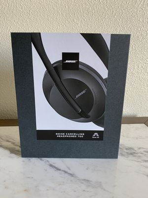 Bose 700 Noise Cancelling Headphones for Sale in Westminster, CA