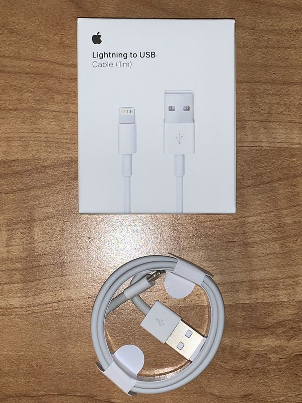 3ft Apple iPhone/ iPad Charging Cables/ iPhone Chargers