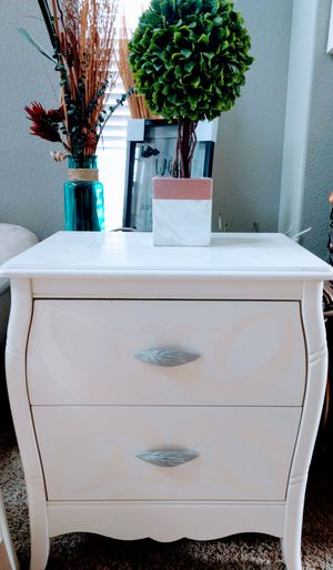 DISNEY FairyTales Collection 2-Large Drawer Accent Table for Sale in Arvada, CO