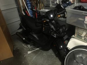 Scooter 50cc UPGRADED TO 100cc for Sale in McLeansville, NC