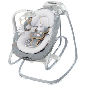 Baby swing and rocker 2 in one for Sale in Denver, CO