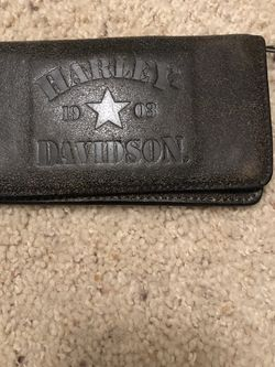 Wallet Harley Davidson for Sale in Bellevue,  NE