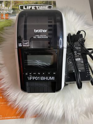 Brother QL 820NWB Label printer for Sale in Hyattsville, MD