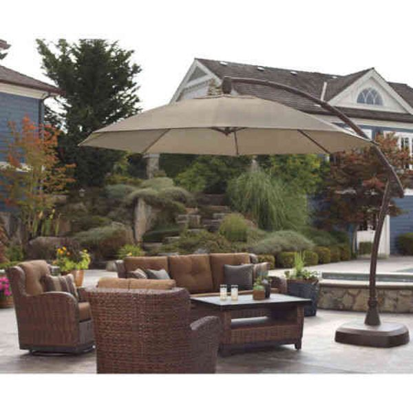 Pro Shade Cantilever Patio Umbrella 11ft For Sale In