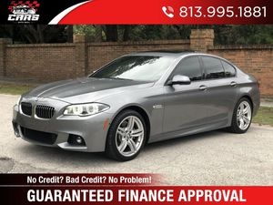 2014 BMW 5 Series for Sale in Riverview, FL