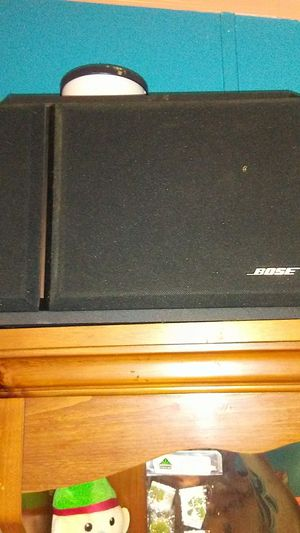 Bose bookshelf speakers for Sale in Lebanon, TN