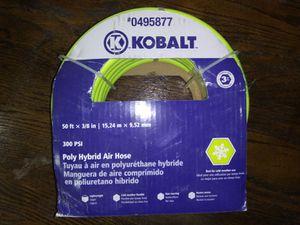 "Kobalt Hybrid Air Hose 300PSI 50' x 3/8"" for Sale in Hernando, MS"