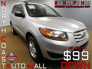 2010 Hyundai Santa Fe for Sale in Bedford, OH