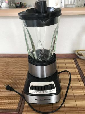 Hamilton beach Blender for Sale in Seattle, WA