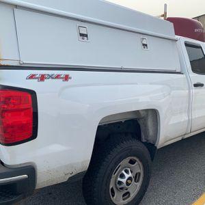 Suburban Commercial Cap 6,5' Bed White Aluminum for Sale in NJ, US