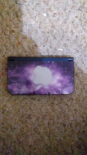 New Nintendo 3ds xl galaxy version with games just got super Mario maker and a case for Sale in Woonsocket, RI