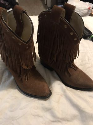 Girls youth size 12 Shyanne boots for Sale in Williston, FL