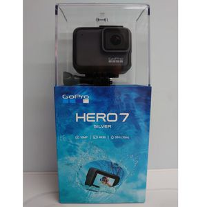 NEW GoPro HERO7 Silver for Sale in Pompano Beach, FL