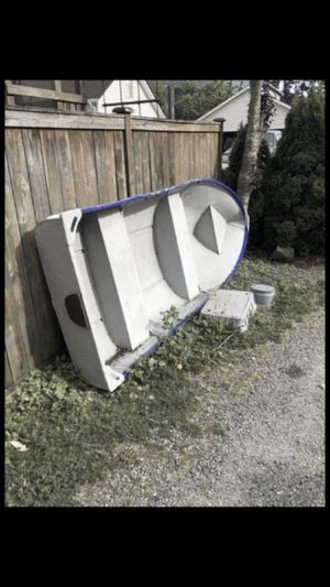 12ft Aluminum Boat for Sale in Everett, WA