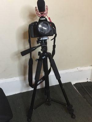 Canon EOS Rebel T6I 24.2 Digital SLR for Sale in Scranton, PA