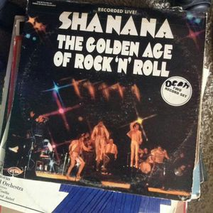 Sha Na Na - Golden Age of Rock vinyl for Sale in US