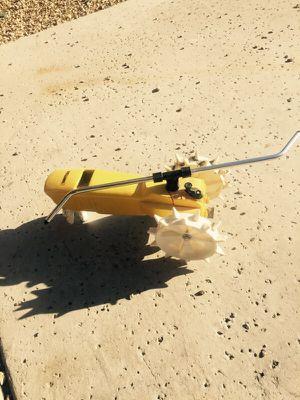 Heavy duty cast Iron lawn tractor sprinkler for Sale in Phoenix, AZ