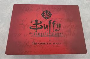 Buffy the Vampire Slayer Complete Series for Sale in Waterboro, ME