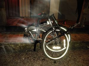 Dahon fold-up bike for Sale in Tampa, FL