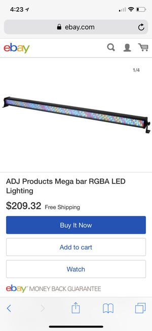 LED lights (x5) for Sale in Tampa, FL