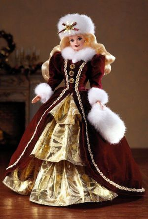 Mattel 1996 Happy Holidays Special Edition BARBIE for Sale in Irvine, CA