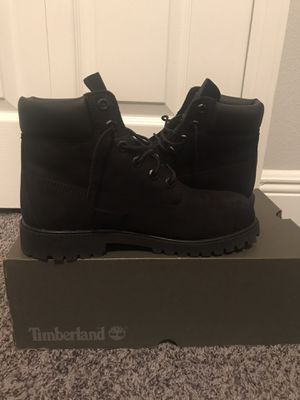 Black Tims Kids size 7 for Sale in Clermont, FL