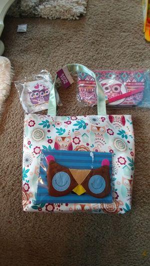 Owl theme bundle for Sale in Salt Lake City, UT