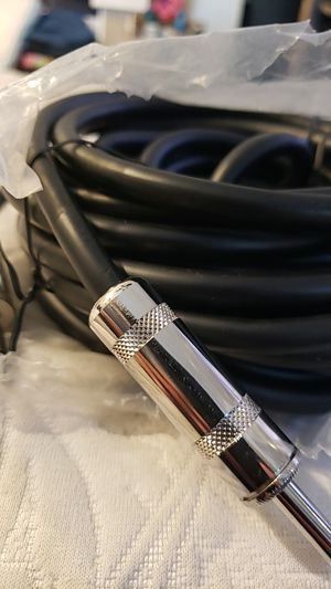 "1/4"" ignite pro DJ audio cable for Sale in Pomona, CA"