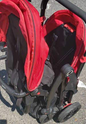 double stroller great condition. for Sale in Hawthorne, NJ