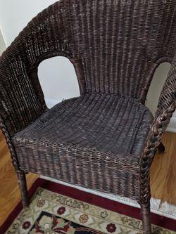 Wicker Chair for Sale in Portland,  OR