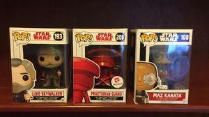 Star Wars FUNKO pops for Sale in Richmond, CA