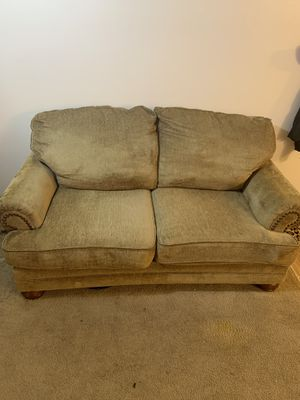 Two Seated Comfortable Couch for Sale in Bloomington, IL
