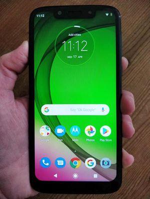 Motorola G7 play unlocked for Sale in Kent, WA