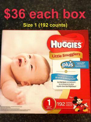 Huggies little snugglers size 2 for Sale in Norwalk, CA
