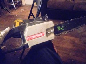 Electric chainsaw for Sale in San Antonio, TX