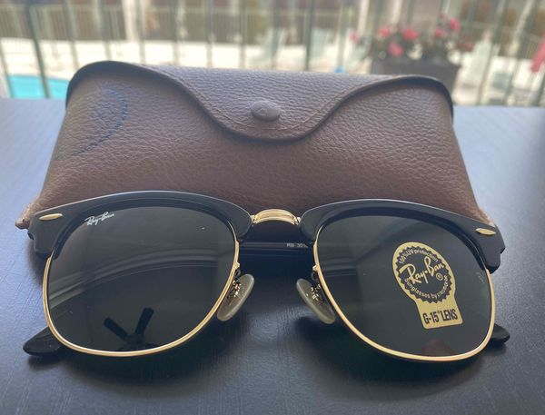 Brand New Authentic Clubmaster Sunglasses