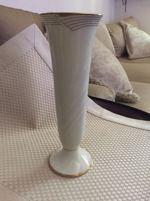"NORITAKE china golden cove tall vase 8 /8"" for Sale in Falls Church, VA"