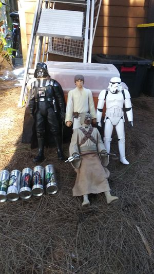 20in Lucas Films Ltd 1985 Action Figures for Sale in West Palm Beach, FL