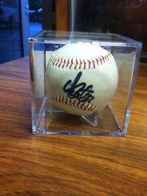 Andrew McCutchen signed autographed baseball Philadelphia Phillies New York Yankees Pittsburg Pirates GAI coa for Sale in Menifee, CA