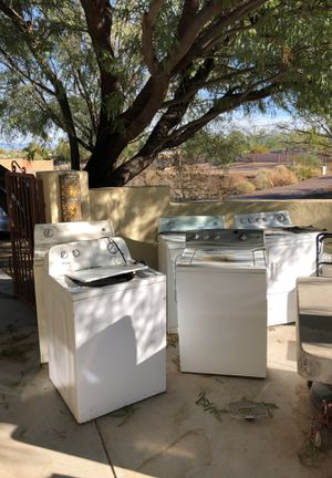 1 Washer and 1 Dryer - $35 for Sale in Phoenix, AZ