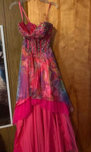 Pink prom dress for Sale in Mount Oliver, PA