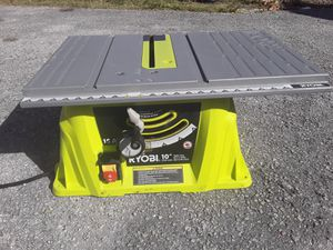 Ryobi Table Saw for Sale in Lake Worth, FL
