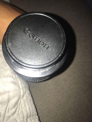 Canon lenses for Sale in Oakland, CA